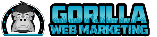 Gorilla Web Marketing Retina Logo
