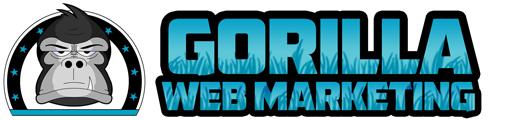 Gorilla Web Marketing Logo